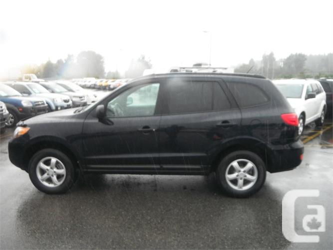 2007 hyundai santa fe gls awd for sale in salmo british columbia classifieds. Black Bedroom Furniture Sets. Home Design Ideas