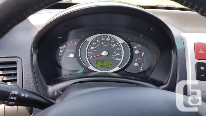 2007 HYUNDAI TUCSON GL AWD