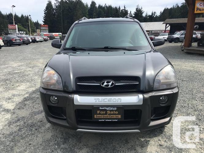 2007 Hyundai Tuscon - Low Kilometers