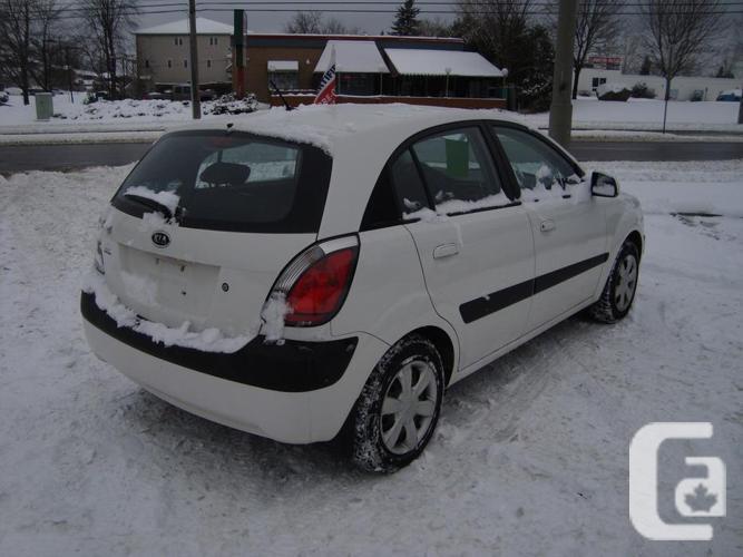 2007 Kia Rio ***Clean Car***