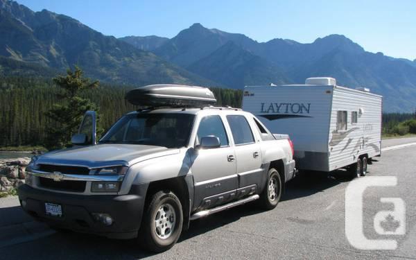 2007 Layton Travel Trailer - 00