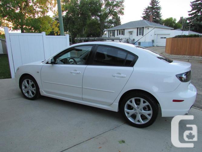 2007 Mazda3 Gt For Sale In Regina Saskatchewan