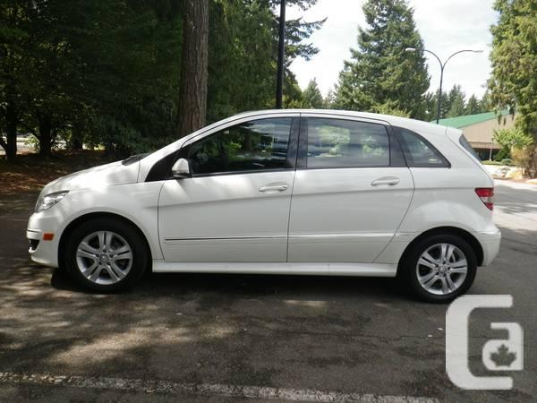 2007 mercedes benz b class b200 hatchback 5 speed automatic for sale in vancouver british. Black Bedroom Furniture Sets. Home Design Ideas
