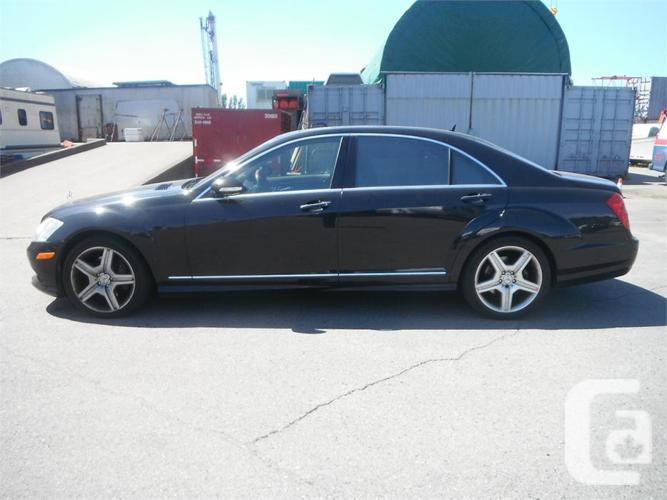 2007 mercedes benz s class s550 4matic for sale in salmo for 2007 mercedes benz s class s550 for sale