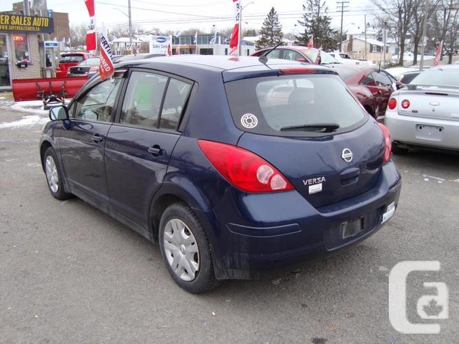 2007 Nissan Versa ***Gas Saver***
