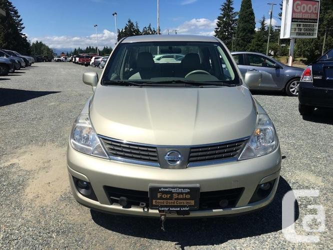 2007 Nissan Versa - Manual with Flat Tow Female