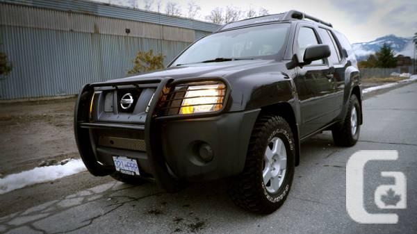 2007 Nissan Xterra Nissan Certified Used - $16500