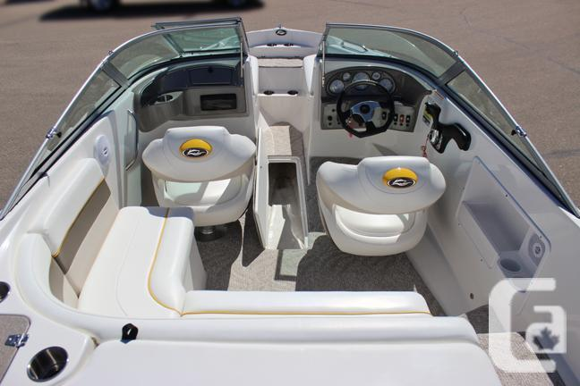 2007 Rinker Captiva 192 w/ Volvo Penta 220Hp 4.3 GXi G