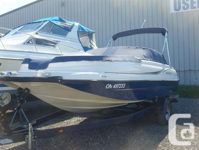 2007 Starcraft Limited 2010 I/O Boat for Sale for sale in