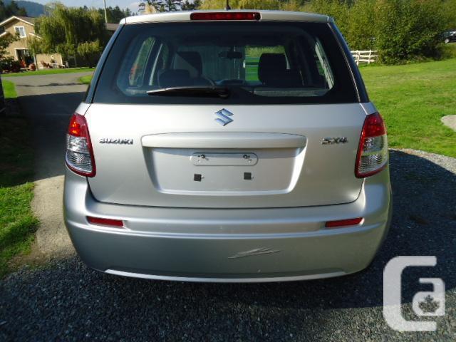 2007 Suzuki SX4 AWD Automatic Hatchback in Malahat, British Columbia for  sale