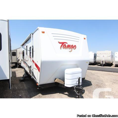 Tango Travel Trailers For Sale In Alberta