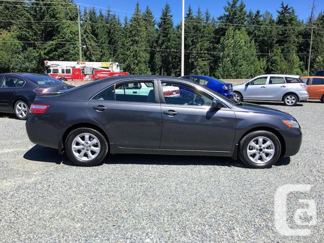 2007 Toyota Camry 4 Cylinder Automatic!