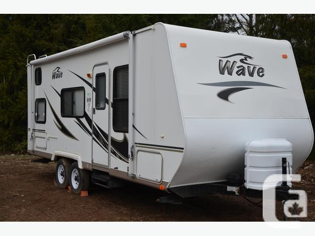 2007 Wave 25ft  Trailer for sale in Duncan, British Columbia