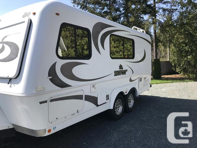 2008 21 foot Bigfoot trailer for sale for sale in ...