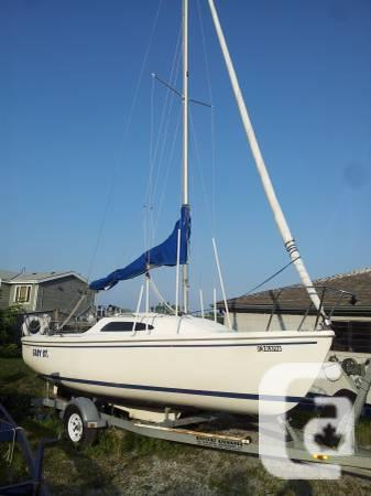 2008 - 22' Catalina Activity - Move Keel - $25900
