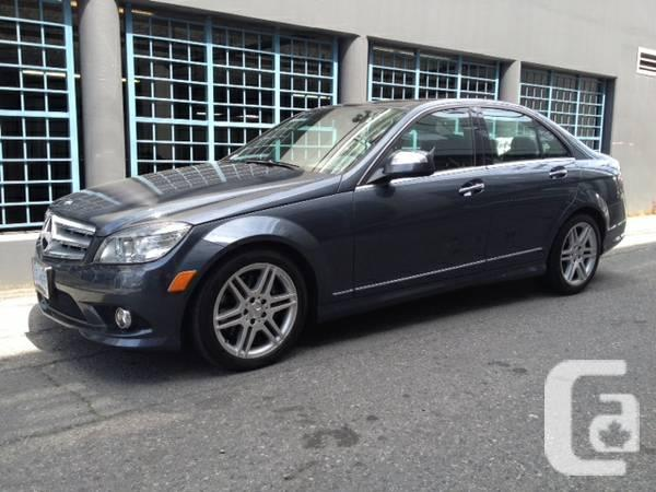 2008 benz c350 4matic for sale in calgary alberta for 2008 mercedes benz c300 4matic for sale