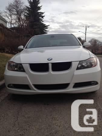 2008 BMW 323 65,000km. Must sell by Monday as I'm