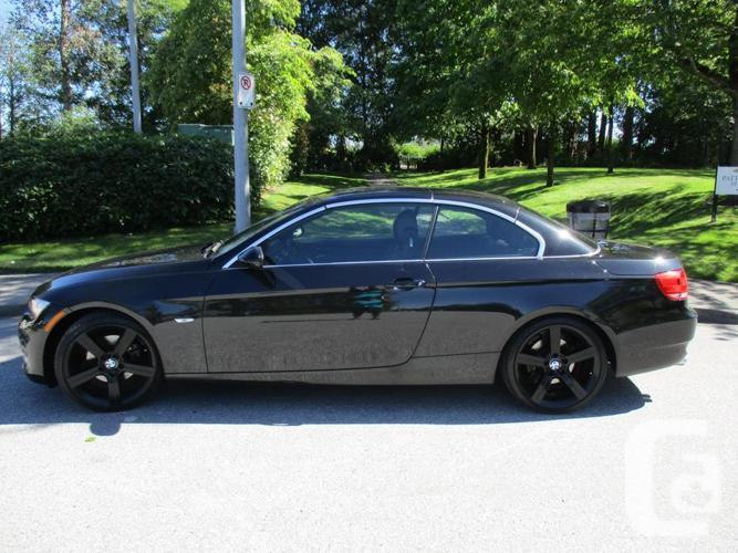 2008 BMW 328i Convertible (LOW KMS) 60KMS