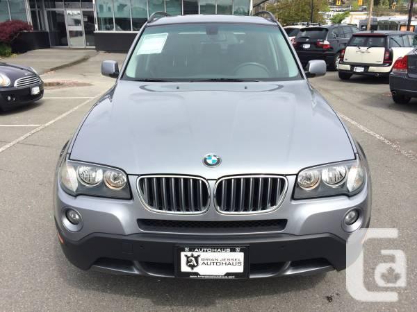 2008 BMW X3 3.0i - $18900