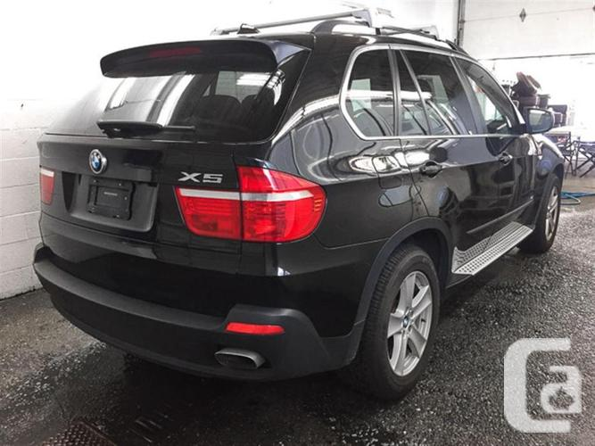 2008 bmw x5 for sale in burnaby british columbia classifieds. Black Bedroom Furniture Sets. Home Design Ideas