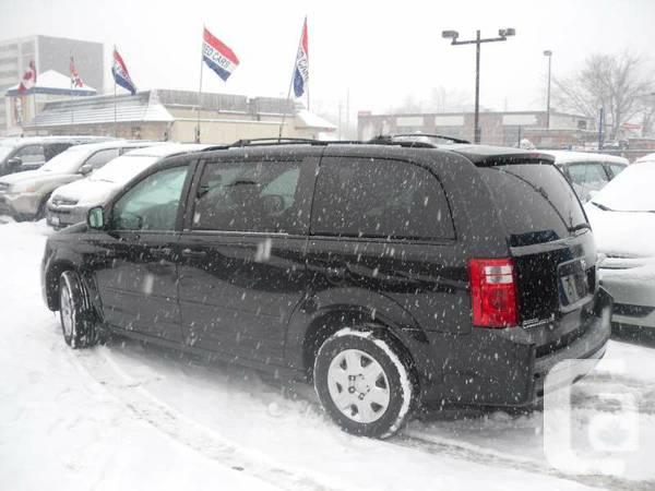 2008 Dodge Caravan DVD, 7Passanger, Certified , Minivan