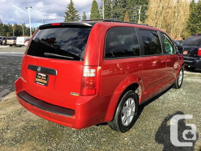 2008 Dodge Grand Caravan - Dual Stow 'n Go & Low
