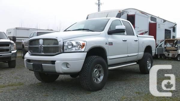 2008 dodge ram 2500 cummins diesel for sale in langley british columbia classifieds. Black Bedroom Furniture Sets. Home Design Ideas