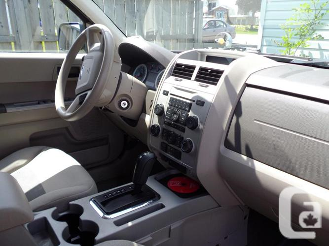 2008 ford escape xlt 6