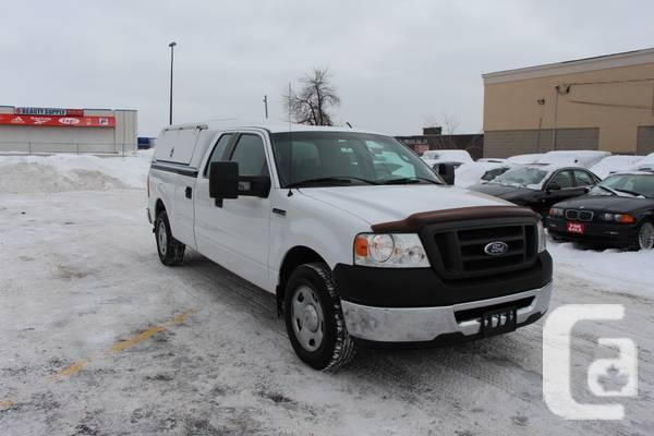 2008 Ford F-150---Khyber Motors LTD - $9950