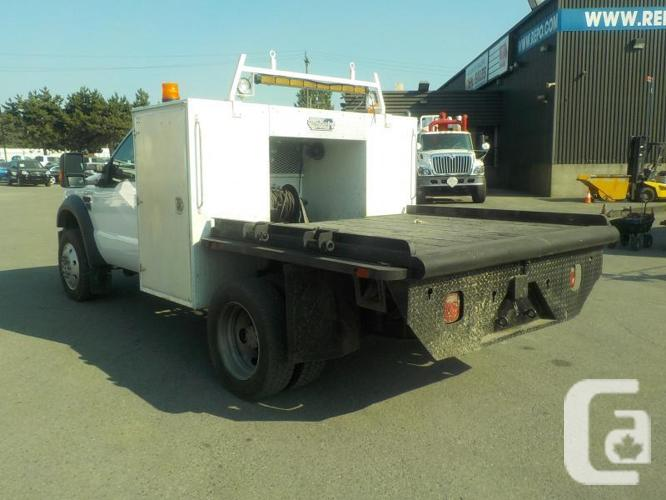 2008 Ford F-450 SD Regular Cab Dually Diesel 6 Foot