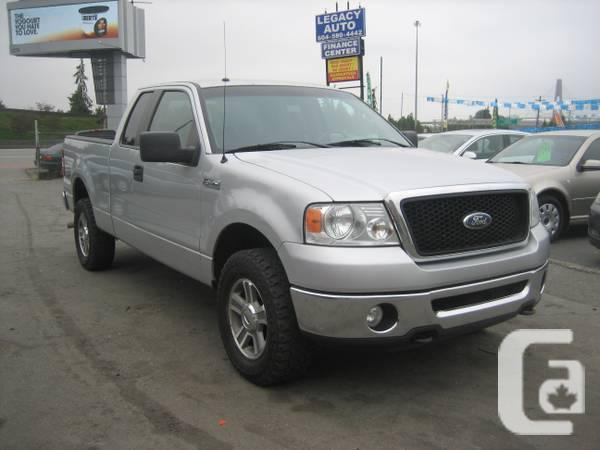 2008 FORD F150 XLT EXT CAB 4X4 - $11495