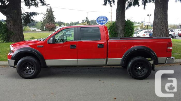 2008 ford f150 xlt price drop for sale in koksilah british columbia classifieds. Black Bedroom Furniture Sets. Home Design Ideas