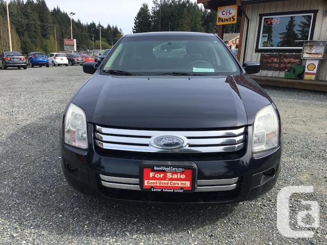 2008 Ford Fusion SE - Automatic with Only 113,000 KM!