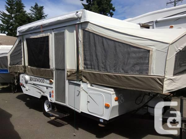 2008 Forest Tent Trailer - $8900