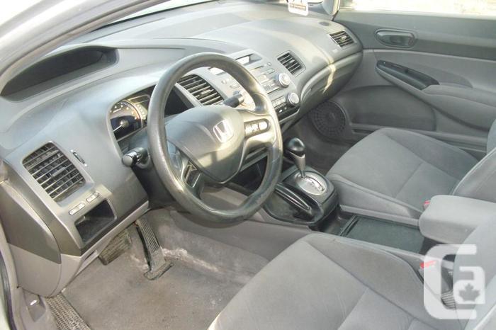 2008 HONDA CIVIC $2700