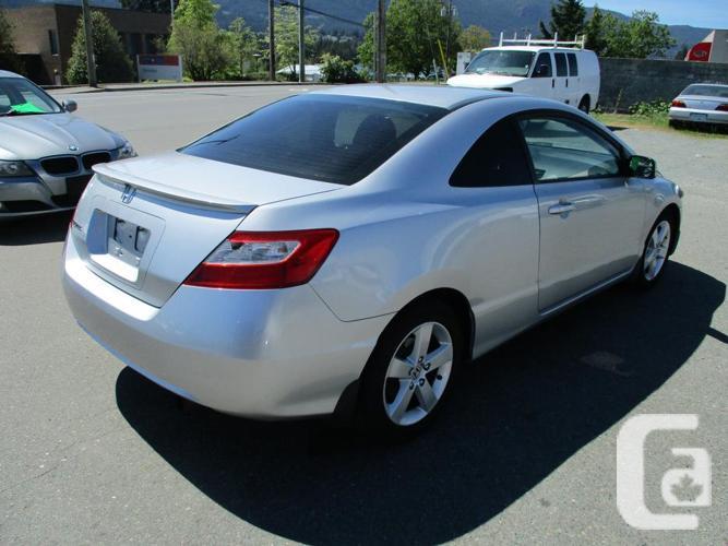 2008 honda civic lx coupe  - 134 kms