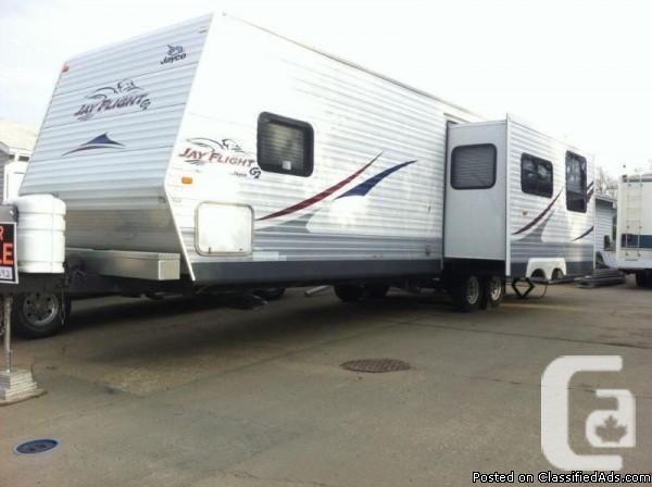 Beautiful 2007 Jayco Eagle Travel Trailer For Sale In Grande Prairie Alberta