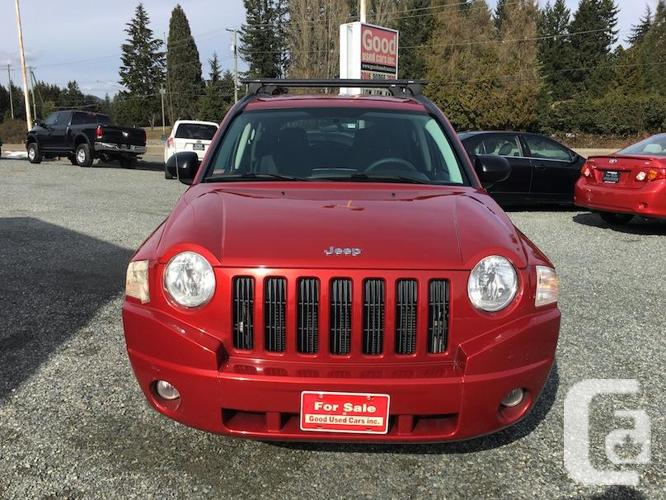 2008 Jeep Compass - Automatic with Only 157,000 KM