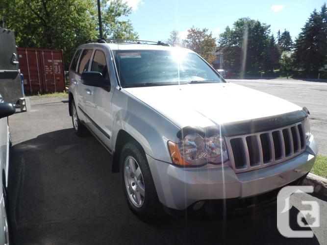 2008 Jeep Grand Cherokee Laredo - All Wheel Drive