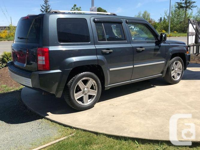 2008 Jeep Patriot Limited *Leather, Heated Seats,