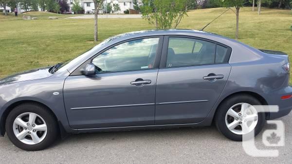 2008 Mazda 3 - $9600