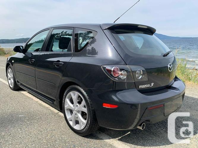 2008 Mazda 3 GT Hatchback