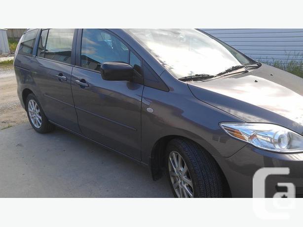 2008 Mazda Mazda5 Minivan