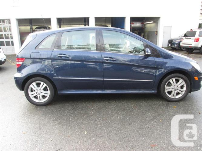 2008 mercedes benz b200t premium package for sale in