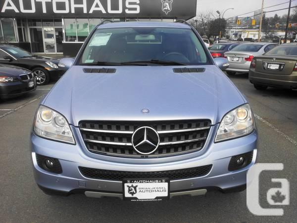 2008 mercedes benz ml350 navigation for sale in for Mercedes benz ml 2008 for sale