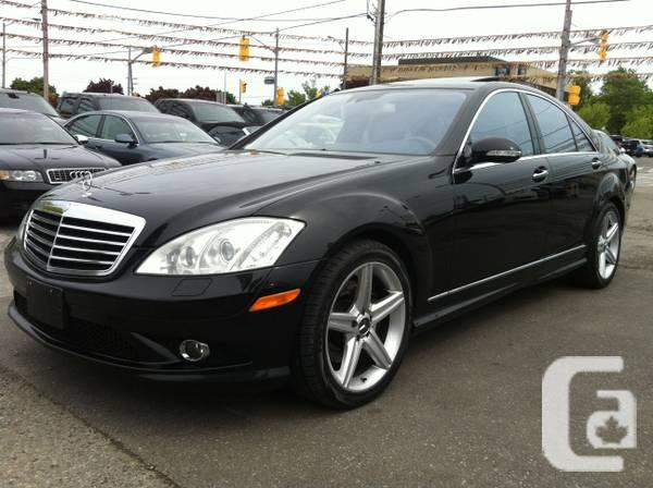 2008 mercedesbenz s450 amg bundle nav camera for sale for Mercedes benz credit score requirements