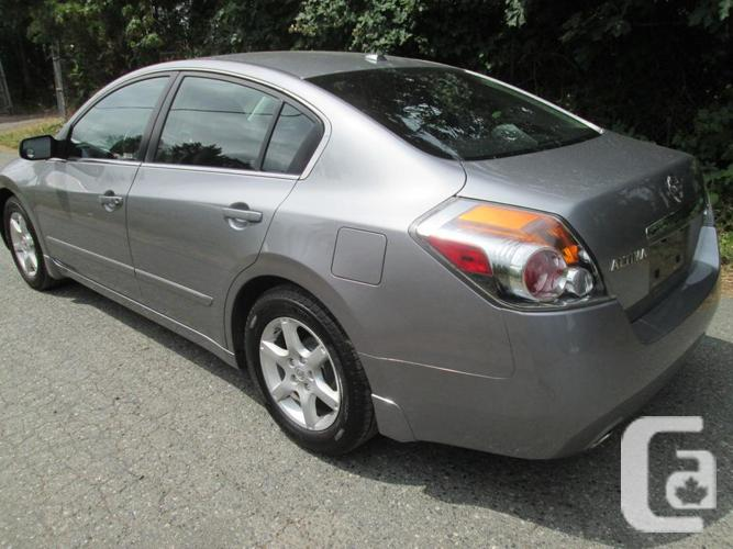 2008 NISSAN ALTIMA 2.5 L, 4 cylinder automatic trans