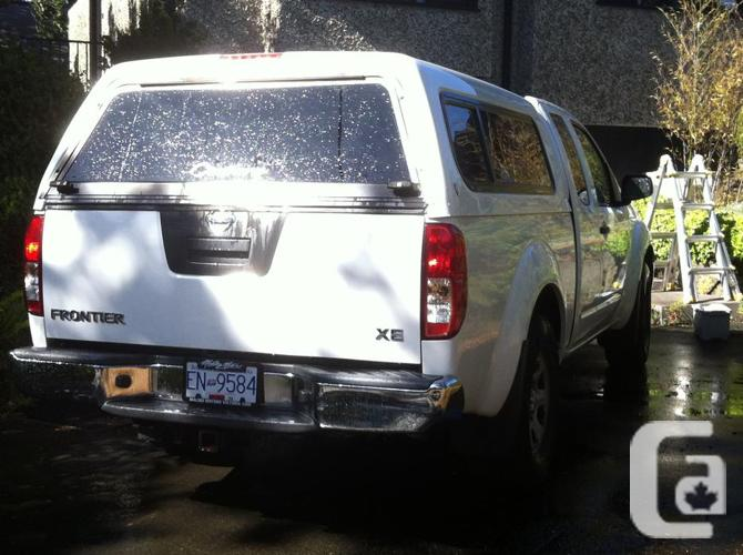 2008 nissan frontier xe for sale in victoria british. Black Bedroom Furniture Sets. Home Design Ideas
