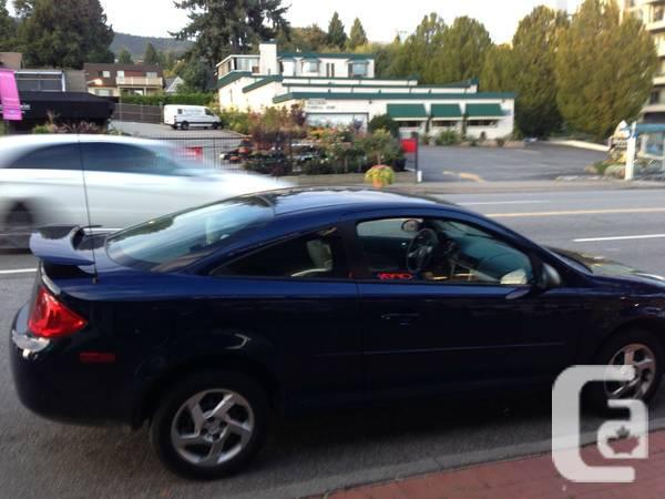 2008 Pontiac G5 coupe - $4990