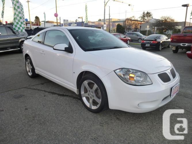 2008 pontiac g5 gt for sale in victoria british columbia. Black Bedroom Furniture Sets. Home Design Ideas